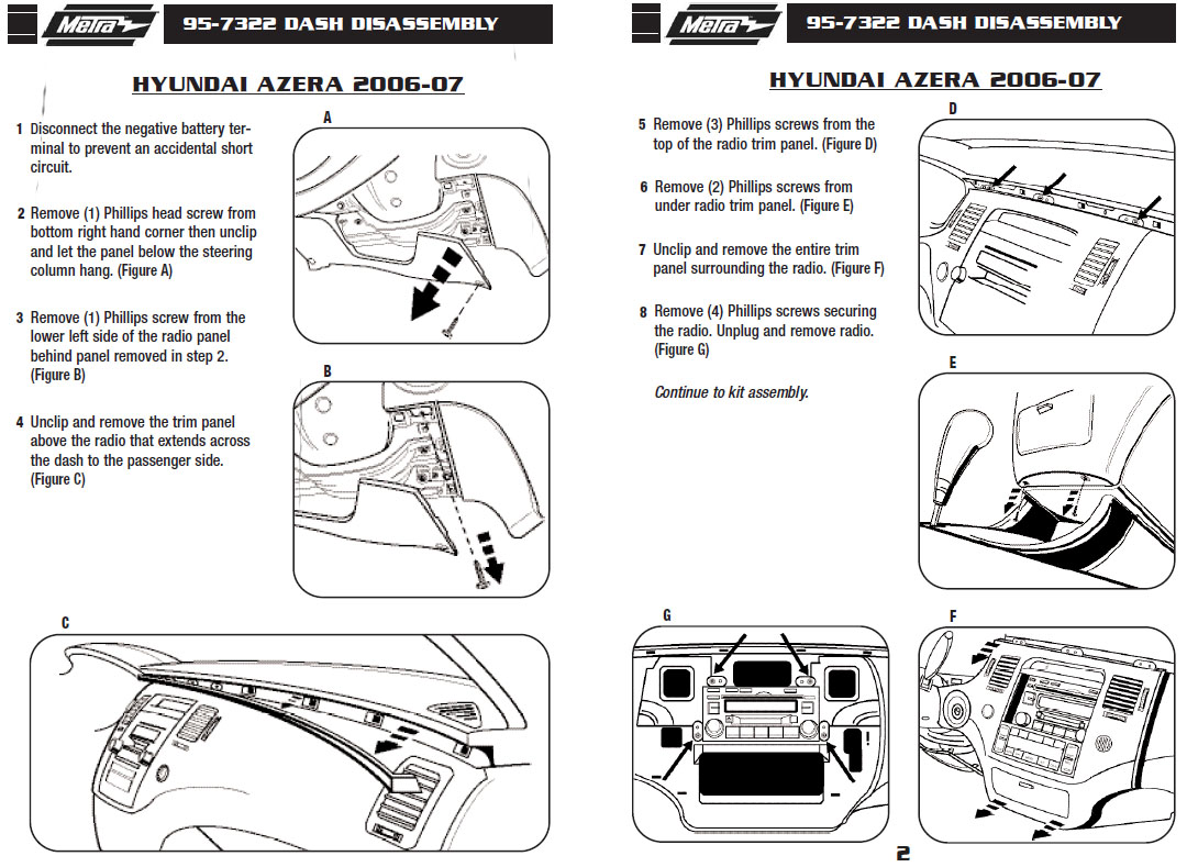Car Antenna Wire Diagram