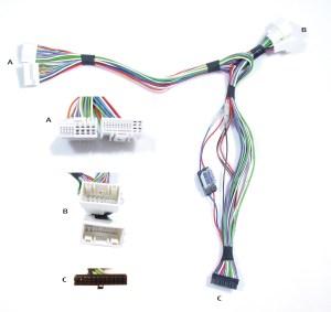 The Hyundai Kia Harness Adapter QUICKCONNECT QCHYU3MK