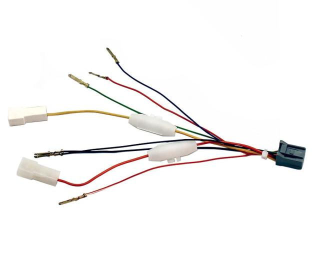 Click For More Info About Alpine 10 Pin Iso Power Speaker Harness
