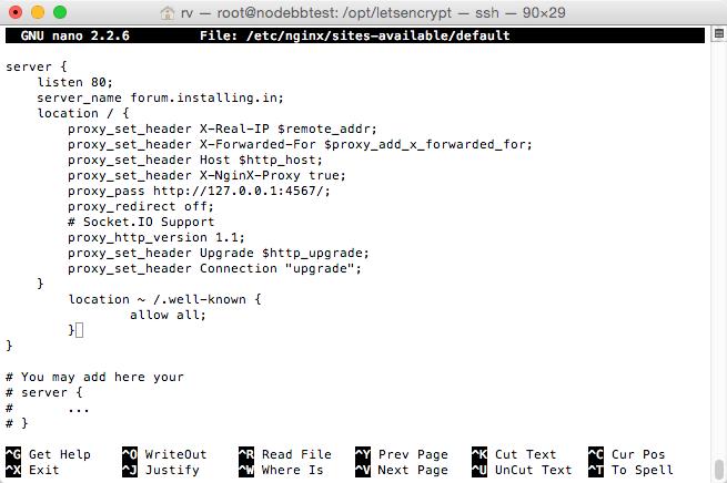 rv_—_root_nodebbtest___opt_letsencrypt_—_ssh_—_90×29