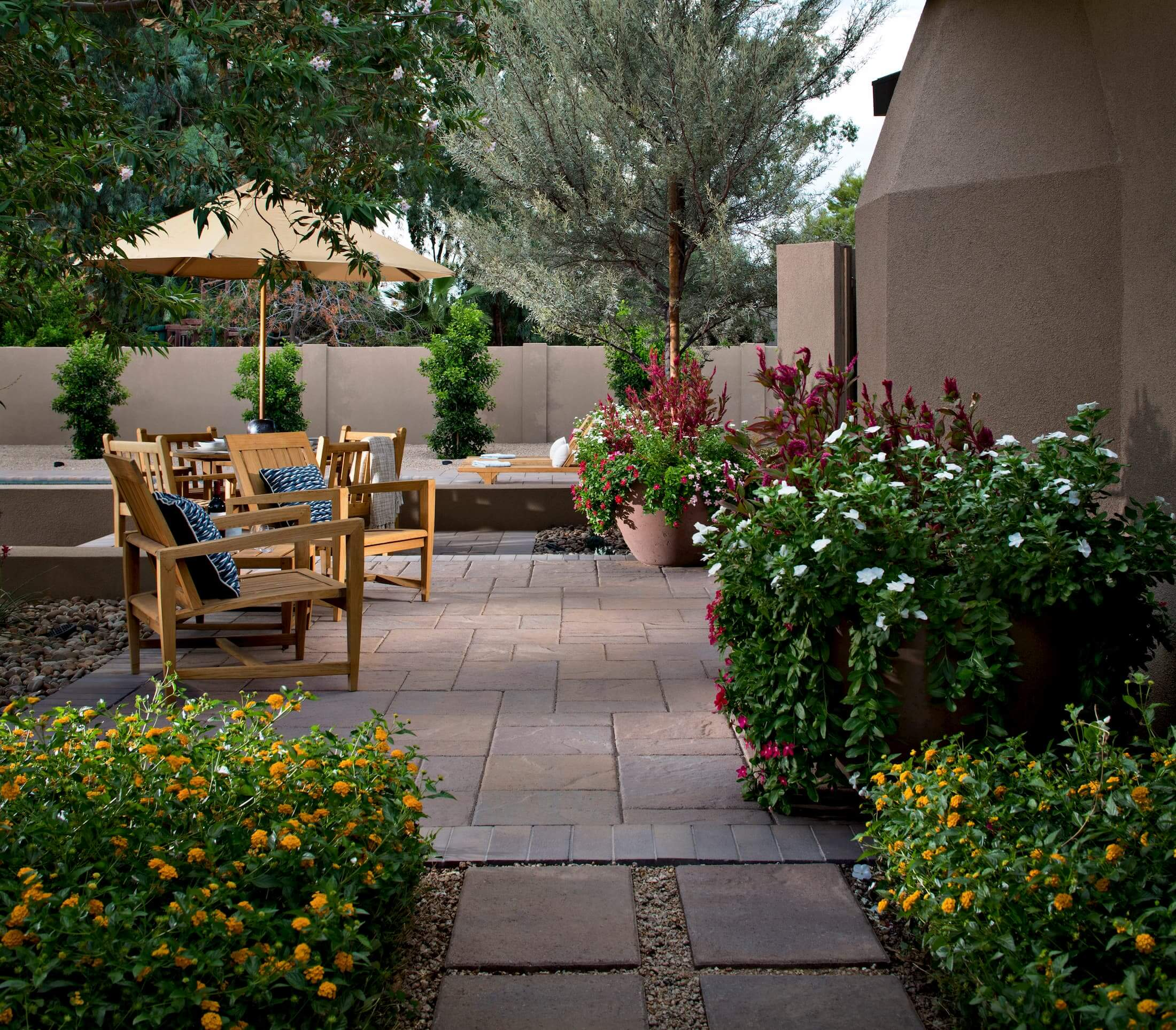 patio design ideas for your backyard