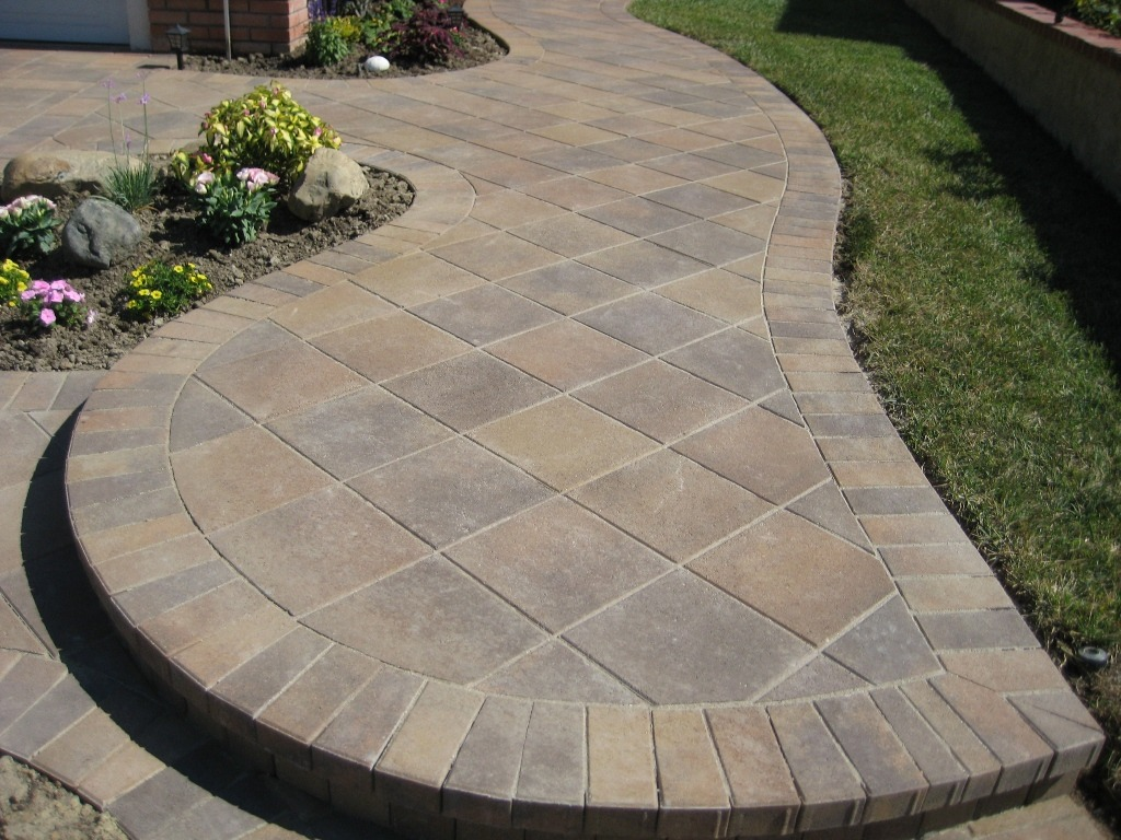 Paver Patterns + The TOP 5 Patio Pavers Design Ideas ... on Yard Paver Ideas  id=54161
