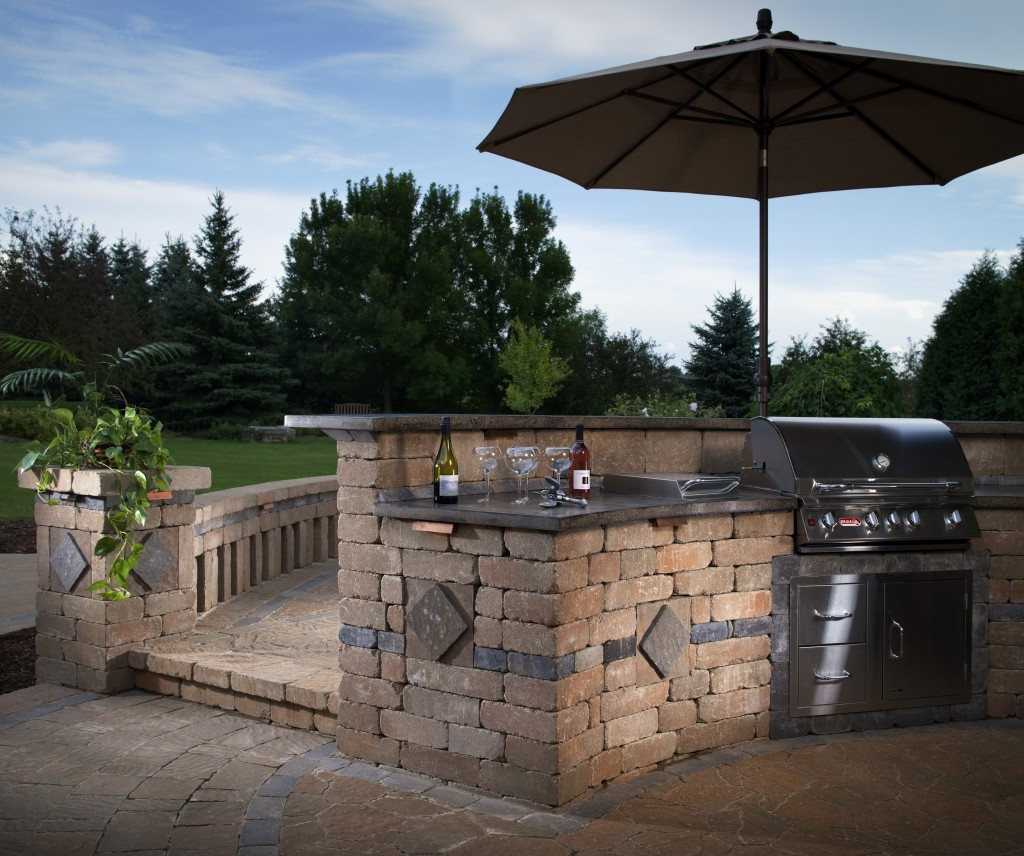 Pavers Cost: Patio + Driveway Pavers Cost Guide (2018 ... on Backyard Patio Cost id=58386