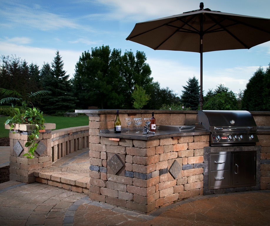 Make More Money from Vacation Rentals with Improved ... on Backyard Patio Grill Island id=31408