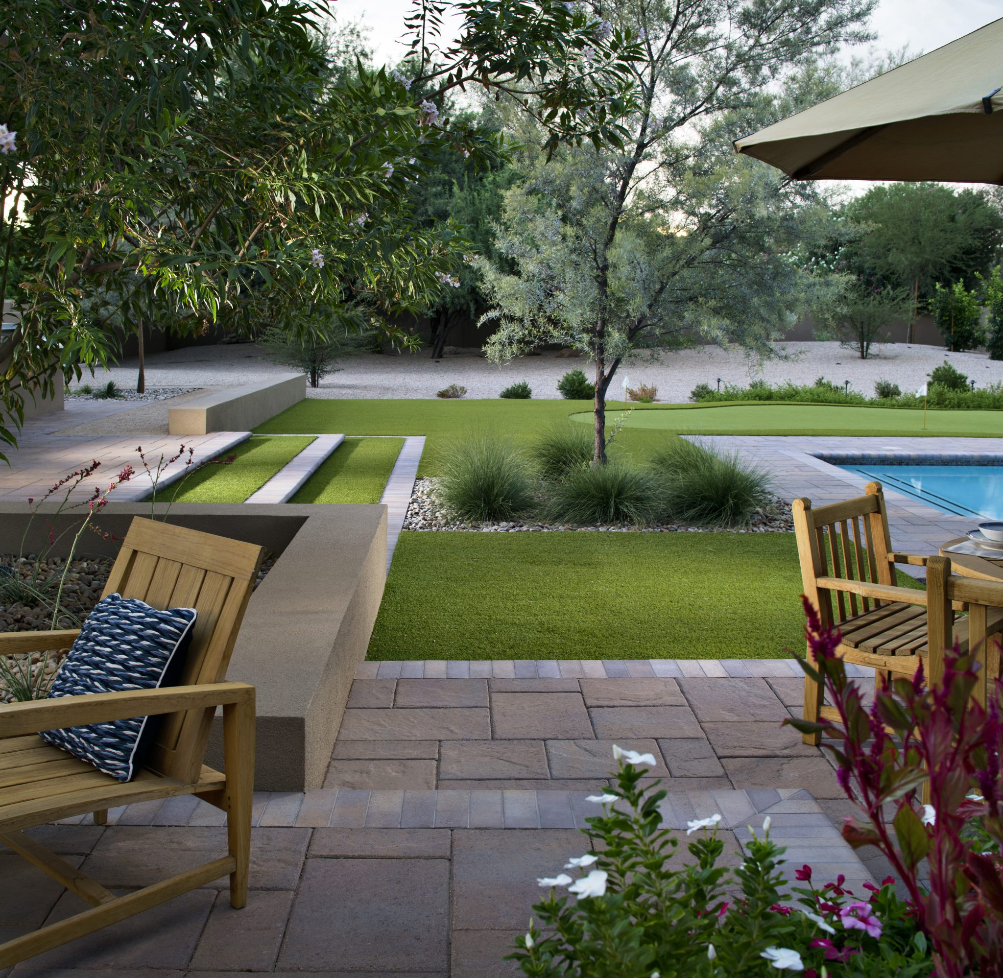 Meditation Garden: Ideas To Create Your Backyard Escape ... on Meditation Patio Ideas  id=84353