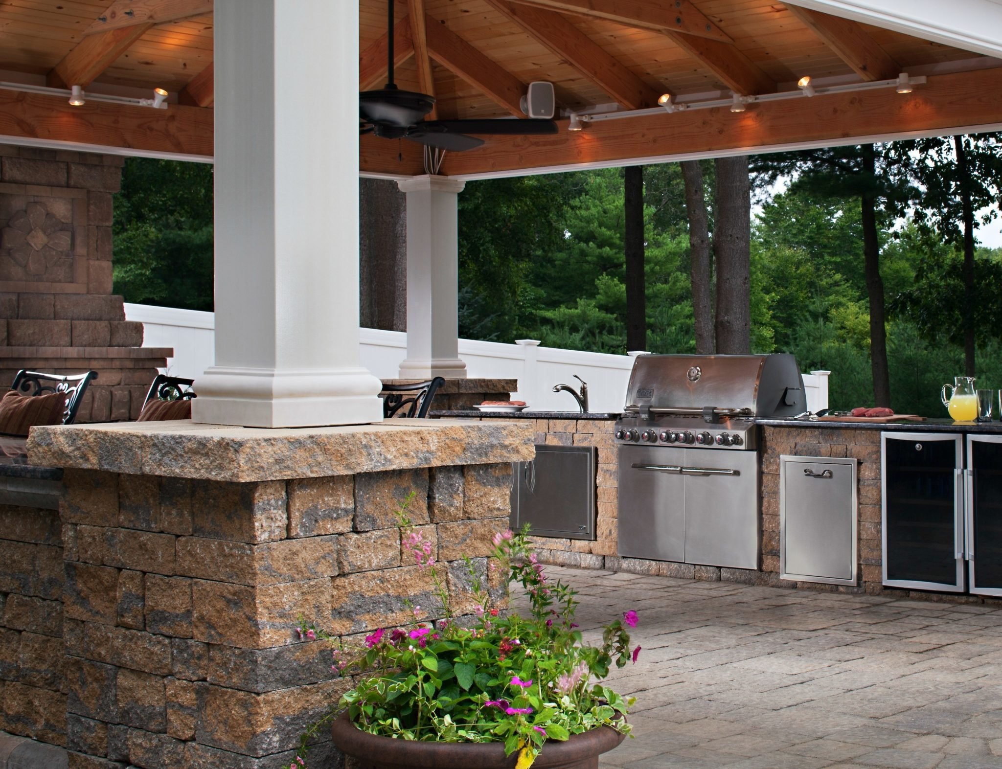 Outdoor Kitchen Trends: 9 HOT Ideas For Your Backyard ... on Patio Kitchen  id=66057
