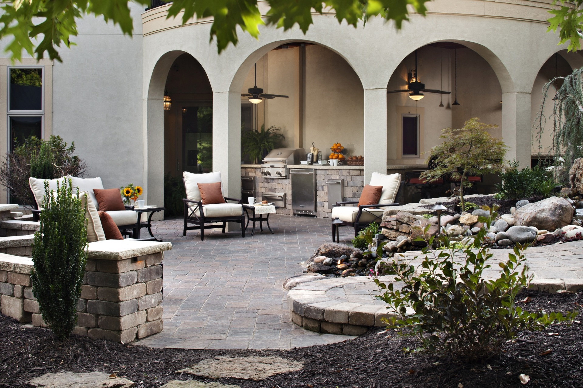 Low-Maintenance Landscaping for Large Yards {Pro Tips ... on Low Maintenance Backyard  id=49044