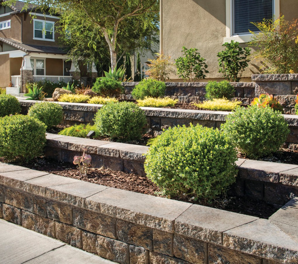 10 Retaining Wall Ideas to Upgrade Your Backyard - Buy ... on Wall Ideas For Yard id=88646