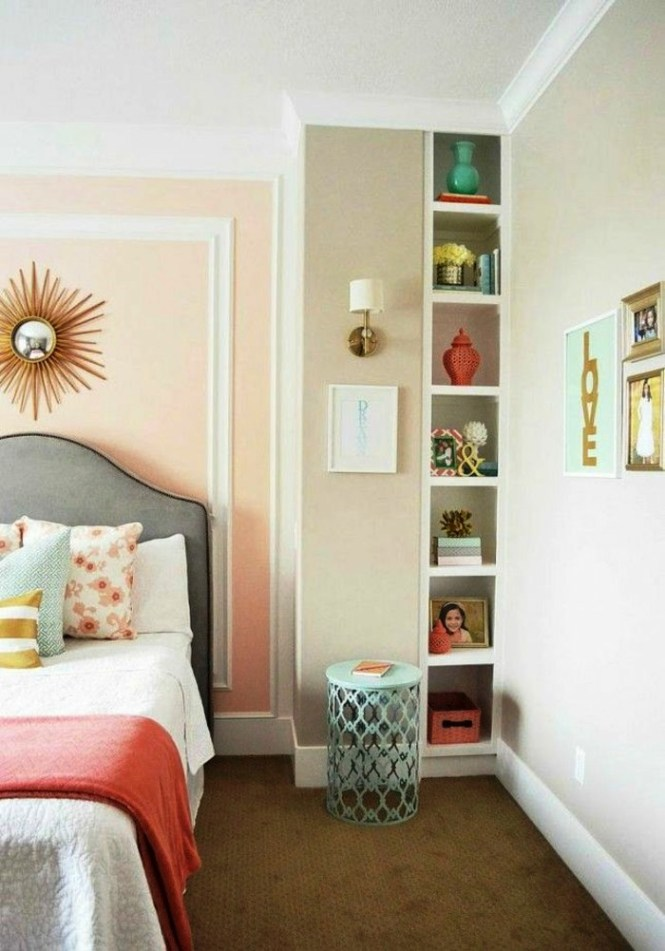 10 Pastel Colored Bedroom