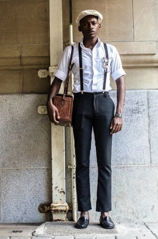 30 Amazing Vintage Men Fashion Ideas For You - Instaloverz