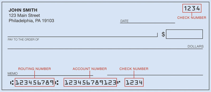 Check Which Number Number Routing