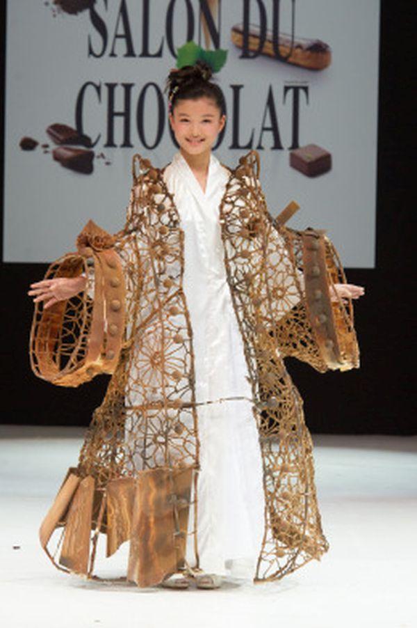 Salon Du Chocolat 2012 - Fashion Chocolate Show