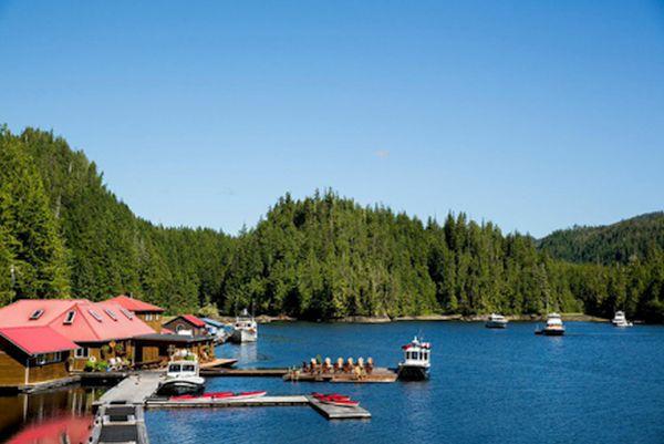 Nimmo Bay Resorts, Canada