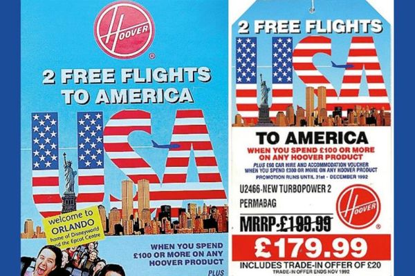 Hoover Flights