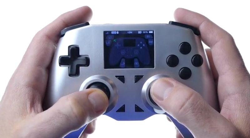 A universal remote controller