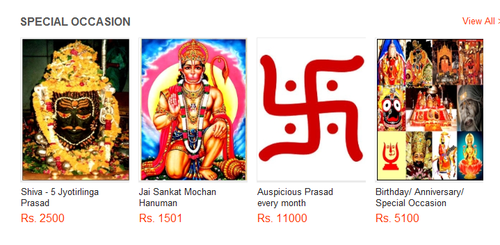 online prasad india