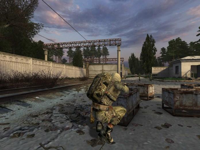 PC Game Open World S.T.A.L.K.E.R.: Shadow of Chernobyl