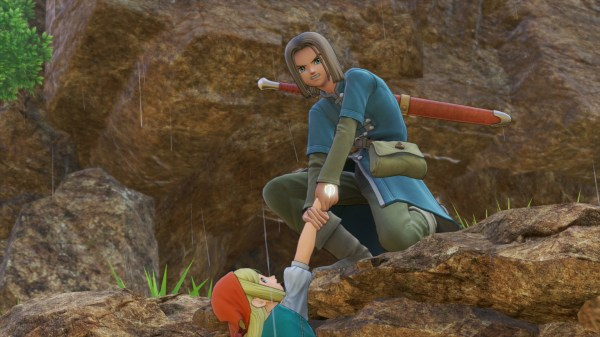 Comprar Dragon Quest XI: Echoes of an Elusive Age Steam