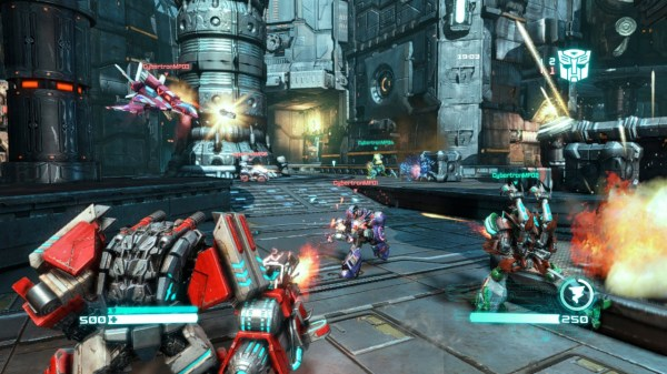 Buy Transformers: Fall of Cybertron Steam