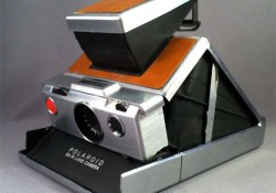 Polaroid SX70 Land Camera