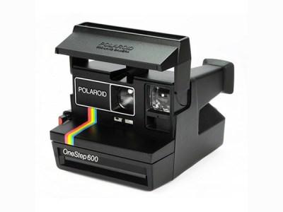 Polaroid One Step 600