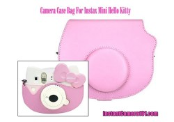Camera Case For Instax Mini Hello Kitty