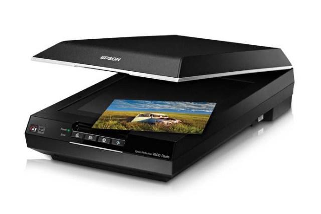 Epson Perfection V600 film scanner