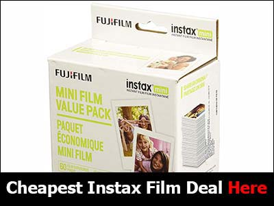 Instax Mini Film Value Pack