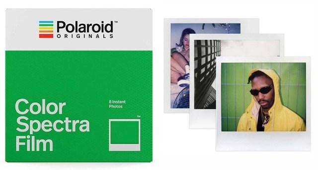 Polaroid Spectra Film