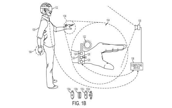 sony-patent-glove