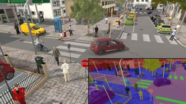 synthia-virtual-city-driverless-cars