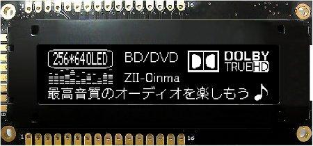 wisechip-256x64-monochrome-pmoled