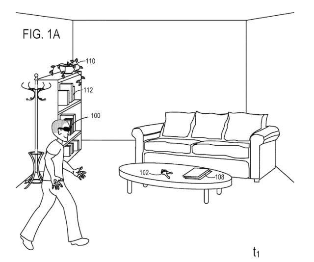 microsoft-object-tracking-patent