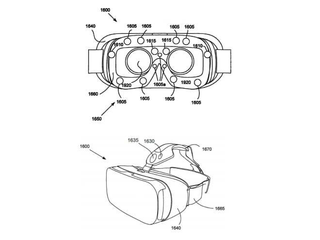 samsung-gear-vr-patent-eye-tracking