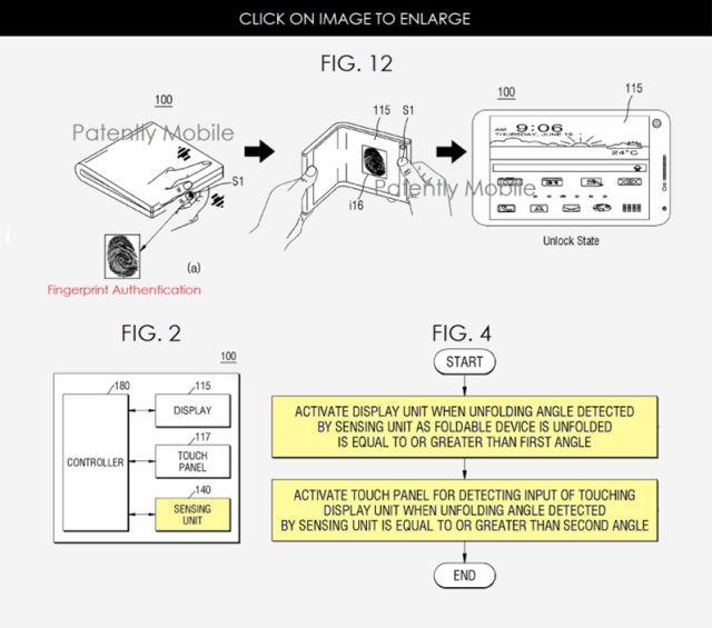 samsung-foldable-patents