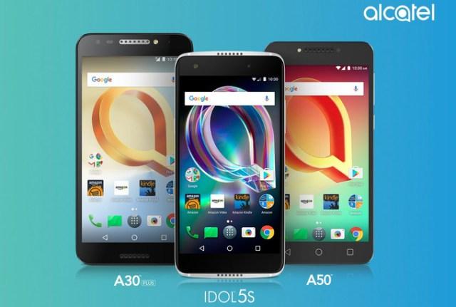 alcatel-new-phones