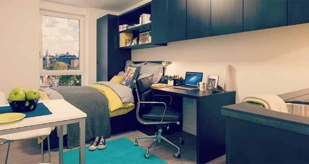 Pure Student Living: Hammersmith accomodation
