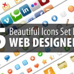 5 Beautiful Icons Set For Web Designers