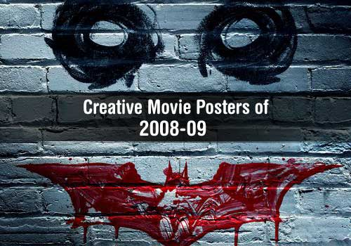 29 Creative Movie Posters of 2008-09