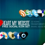 20 Free Social Media Icon Sets For Bloggers
