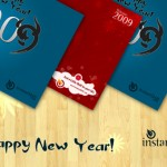New Year Wallpapers from instantShift