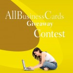 AllBusinessCards Giveaway Contest