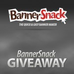 BannerSnack Giveaway Contest