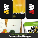 Mind Blowing Collection of Business Card Designs – PART II