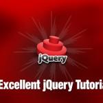 40+ Excellent jQuery Tutorials