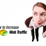 How to Increase Web Traffic through Search Engines!