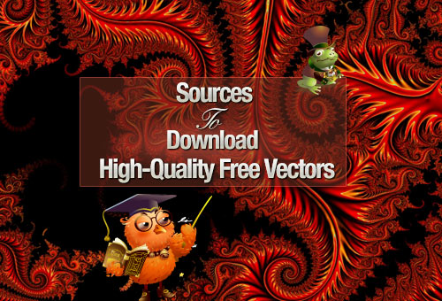 50+ Sources To Download High-Quality Free Vector Stuff