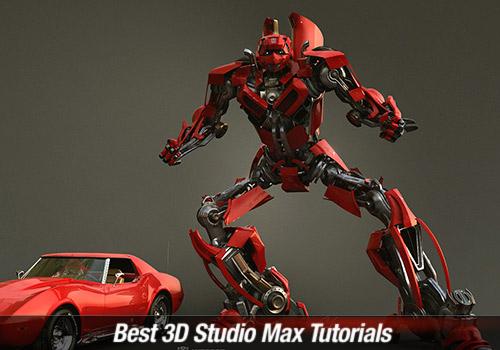 115+ Ultimate Round-Up of 3D Studio Max Tutorials
