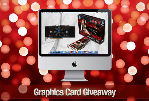 Graphics Card Giveaway: Tweet to Win!