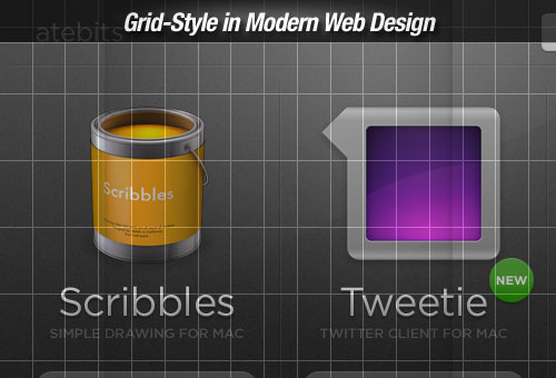 Grid Style In Modern Web Design: Showcase and Resources